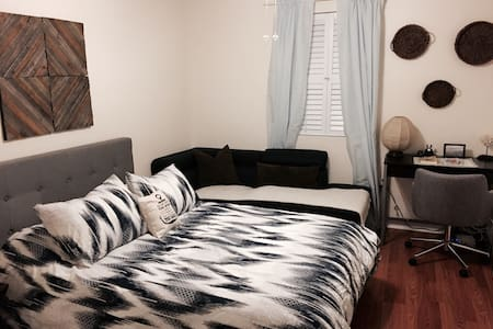 Cozy Private Bedroom/Bath! - North Charleston - Kondominium