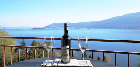 Best Views on  lake Maggiore