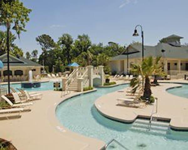 Coral Reef Resort and Spa 3BR Condo