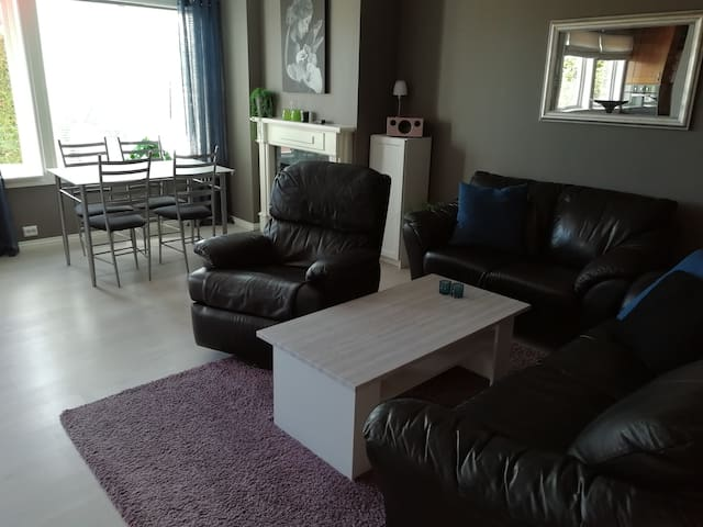 Flott leilighet ledig i sommer