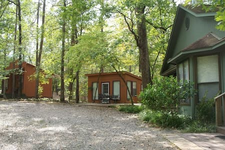 Sleeps 30 HotSpringsVacationHomes - Mount Ida