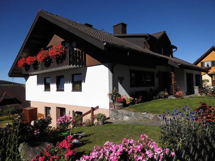 Haus Faller in Breitnau, 48m², max 2 Pers.,