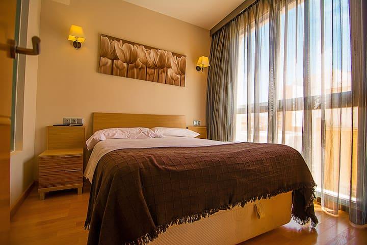 Dream Suites 2 Dormitorios Luxe Centro Almería