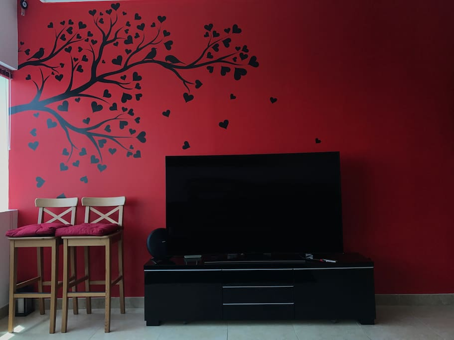 Lounge / Hall area