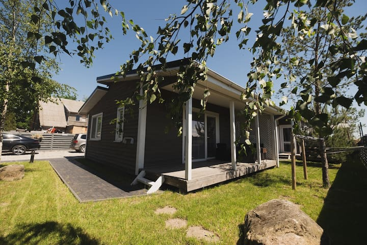 Summer holiday house, Žemaičių Alkos g. 15 - 2