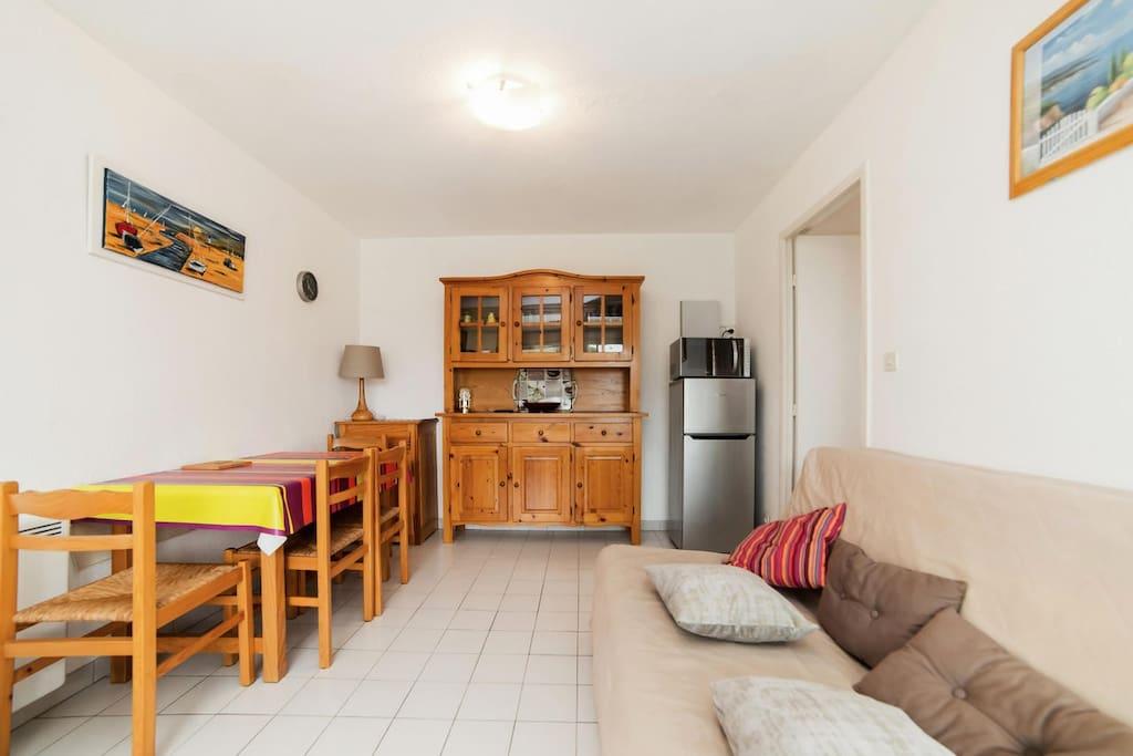 Appartement 2 pièces 4 personnes Confort