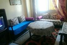 Joli appartement meublé sur le haut de l agdal