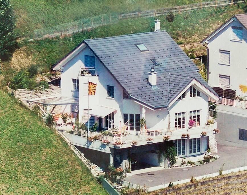 ...in diesem wunderschönen Haus...