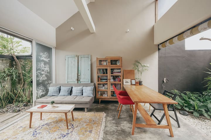 The Good House | 2 Bedrooms Courtyard House