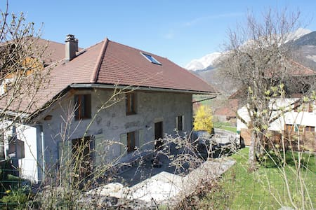 Charming Family Home Nr Lake Annecy - Giez
