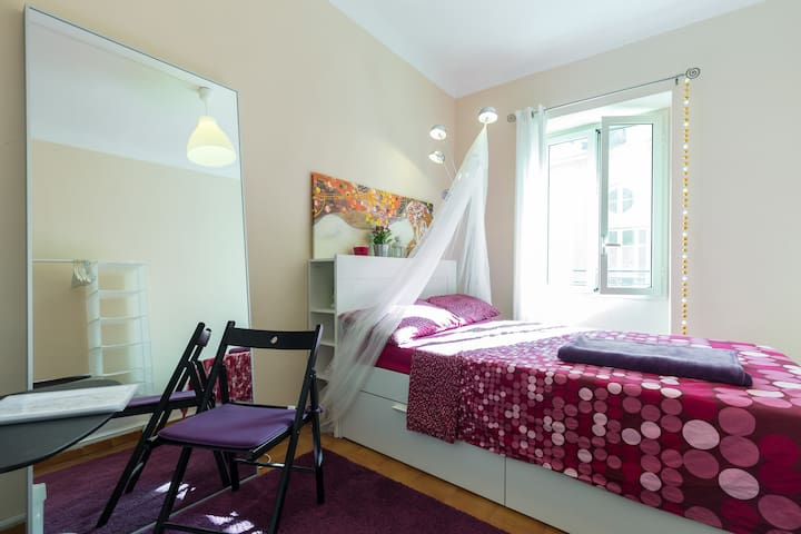 Cozy apartment 5 min by foot from CASINO Monaco - Beausoleil - Huoneisto