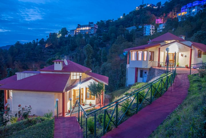 Two Separte Two Bedroom Cottages | Amazing View