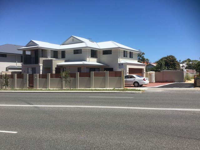 New House 2nd storey x Best location in Perth