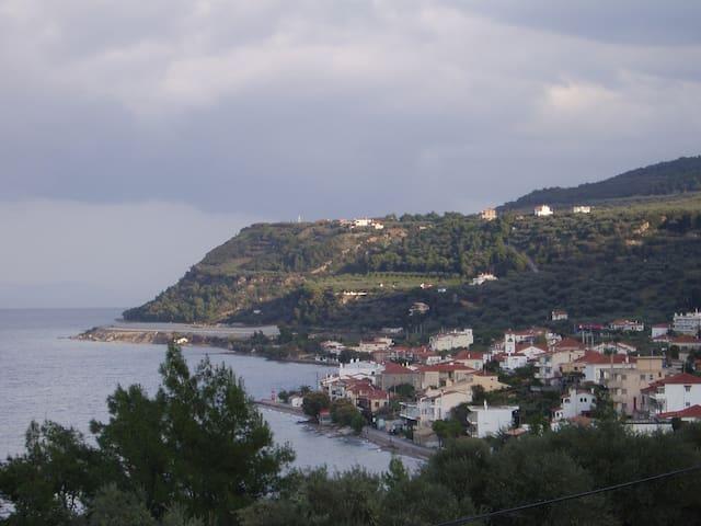 Villa Elia (olive) - Ακράτα - Vila