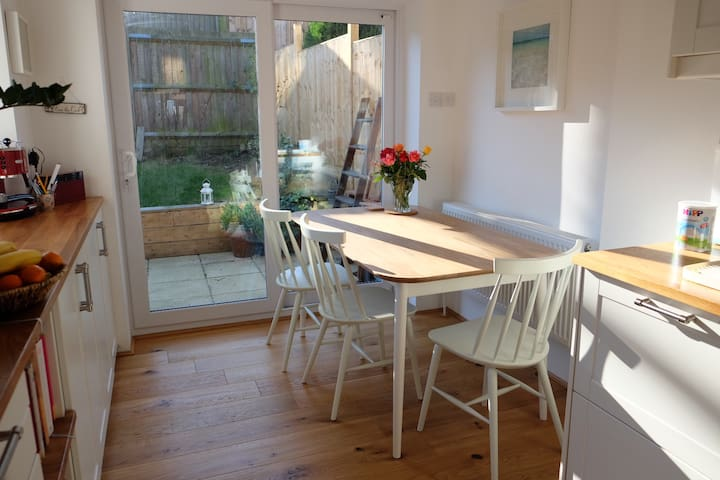 Lovely family home with garden in West Norwood - London - Apartment