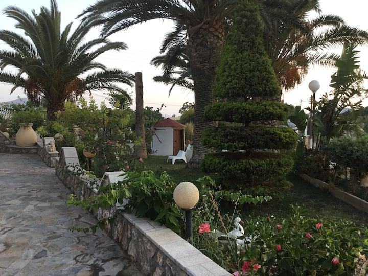 Villa Katerina in Leros.