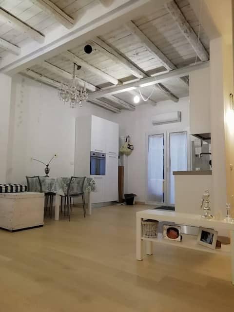 Camera matrimoniale in bella e moderna casetta ❤️