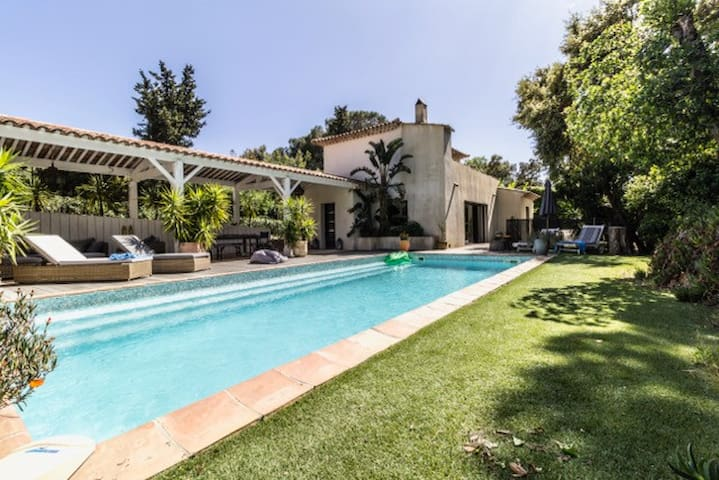 Villa Carpediem - La Croix-Valmer - House