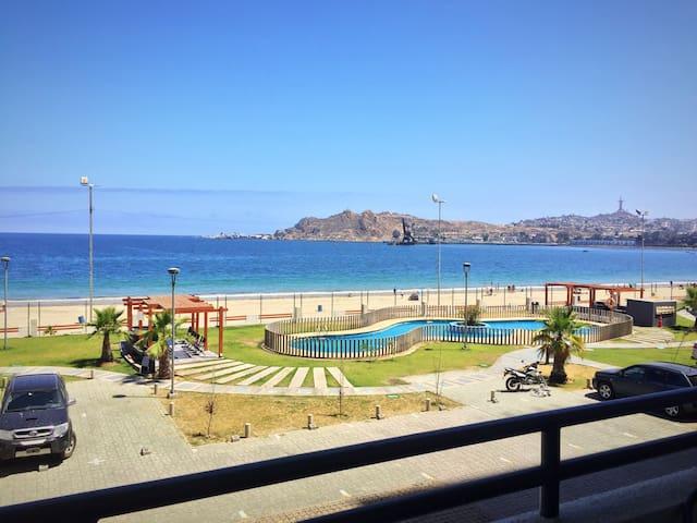 2.2x1Depto  La Herradura  vista salida  playa