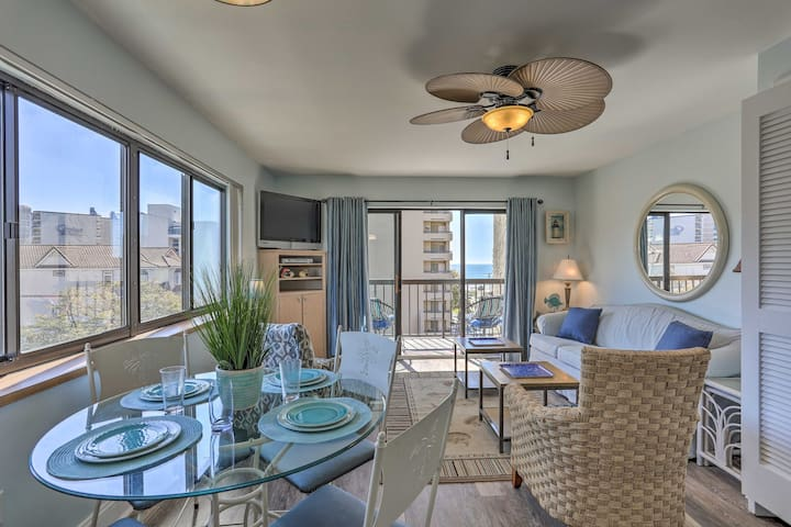 Updated Ocean Dunes Condo - Steps from the Beach!