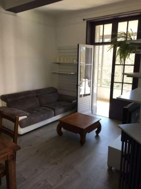 Appartement 57m² proche thermes