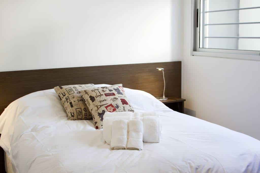 Cómoda cama