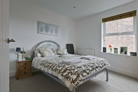 BELLE VUE RESIDENCE - B&B near Cathedral Quarter - Lincoln - Huis