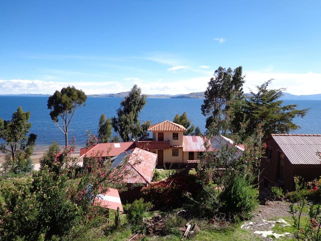 Airbnb Llachon Vacation Rentals Places To Stay Puno