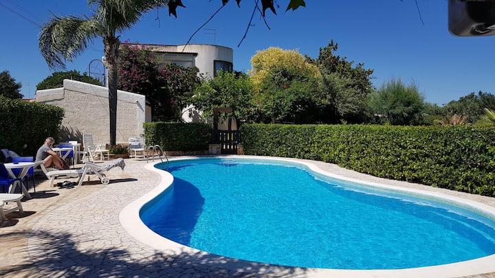 Villetta Celestina - con piscina in Alto Salento
