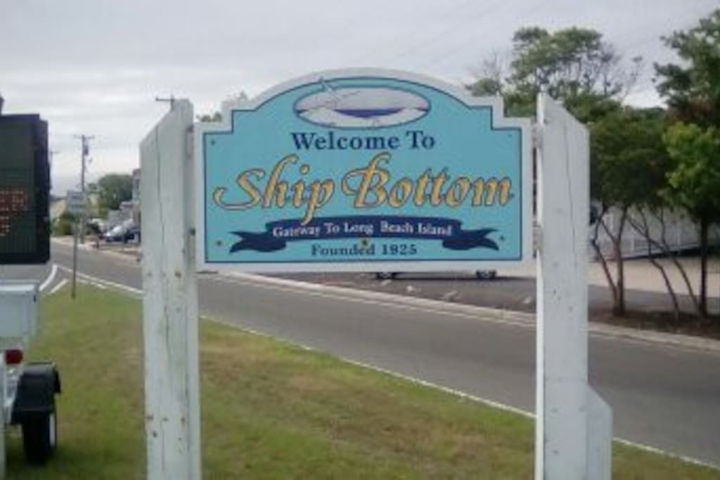 Ship Bottom