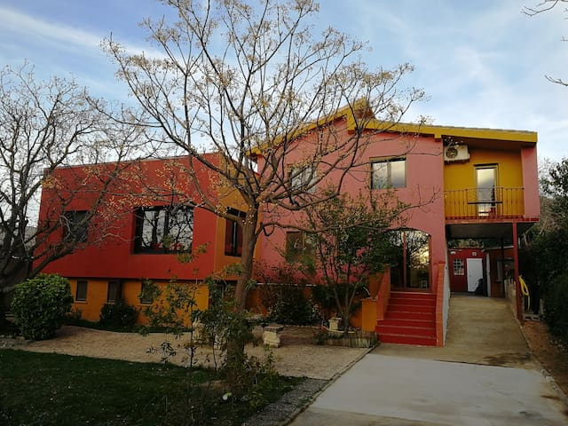 Nice and spacy holiday/living house in large Finca