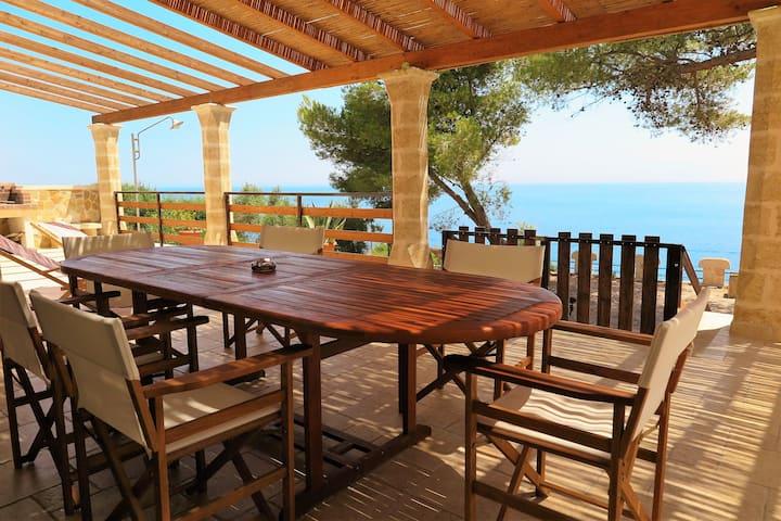 Villa Aurora a due passi dal mare