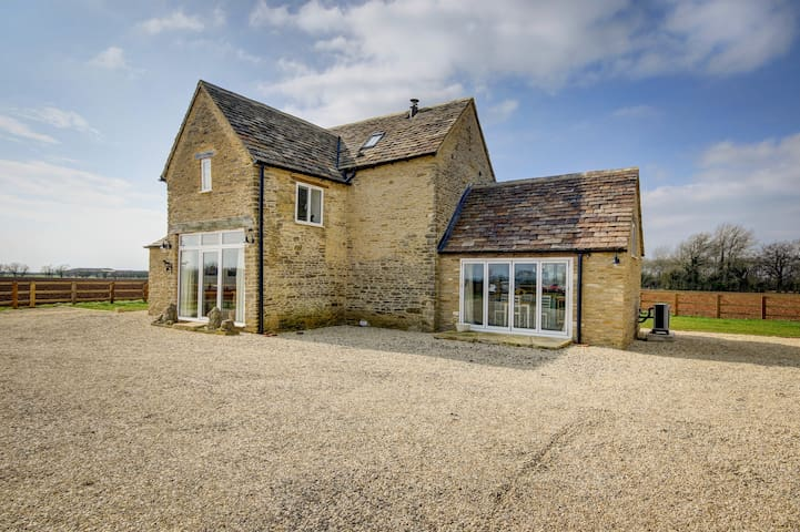 Beautiful 2 bedroom barn conversion - Oxfordshire - Vacation home