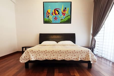 New Fully Furnished Hill View Private Bedroom 2