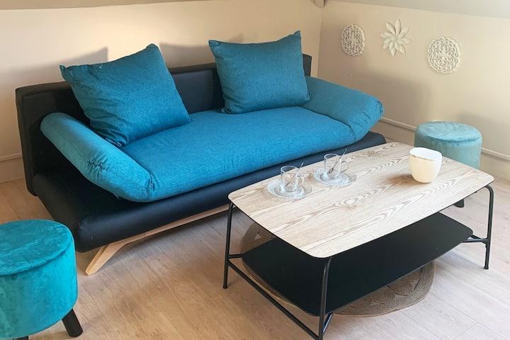 Caudry : Appartement spacieux plein centre