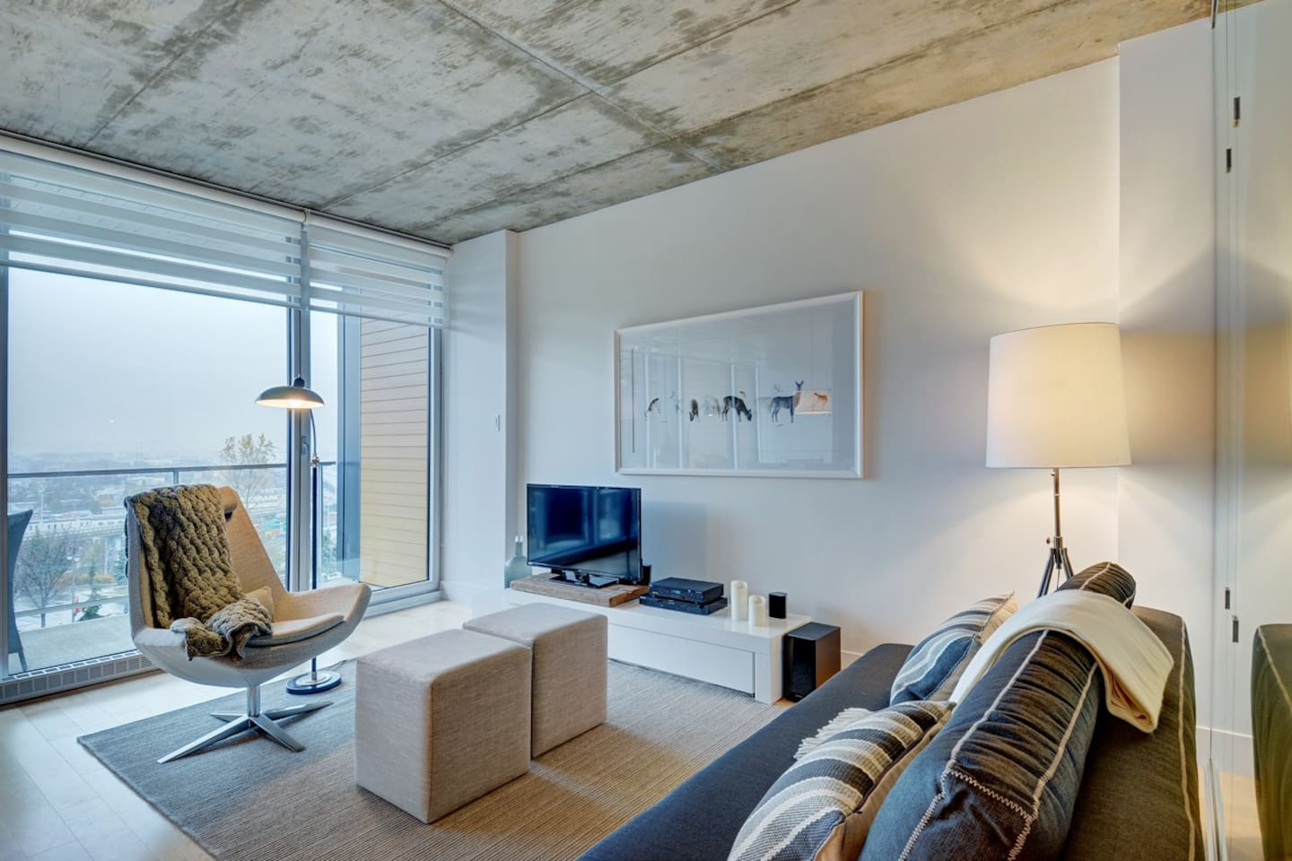 Les Immeubles Charlevoix - 760214 - Serviced apartments for Rent in ...