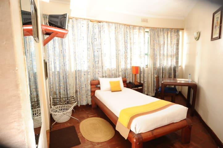 Budget Room at Kenya Comfort Hotel