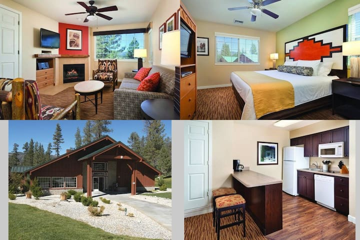 1 Bedroom Suite Wyndham Big Bear, CA - Big Bear Lake - Wohnung