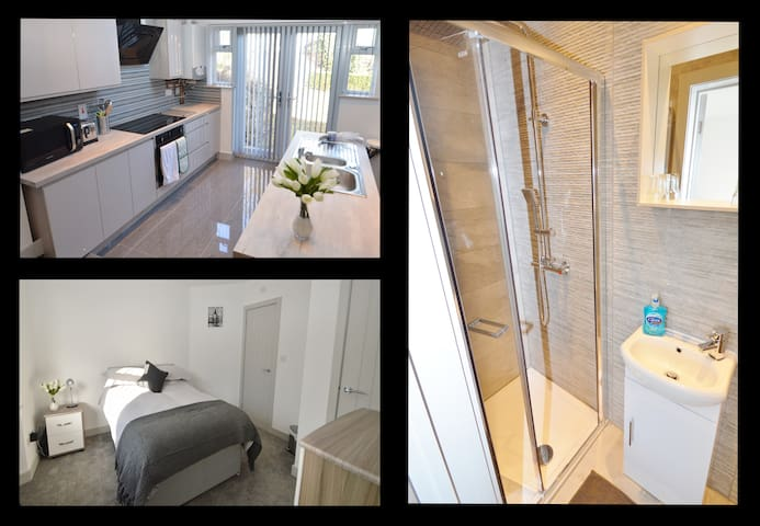 Large Double Room with Ensuite! - Бирмингем - Дом