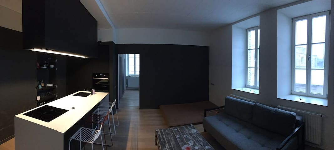 Funky Apartment in Old Town - Vilnius - Daire