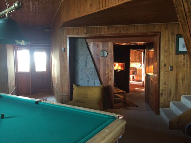 Sala mesa de pool