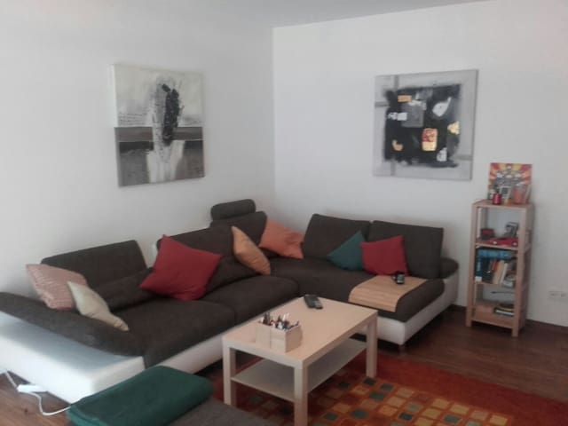 Modern flat with terrace - Salzburg - Pis