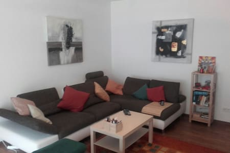 Modern flat with terrace - Salzburgo