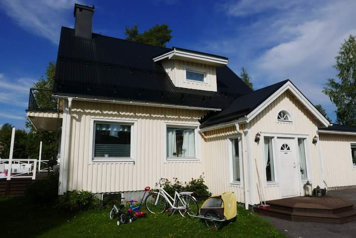 Lapland Dream family house