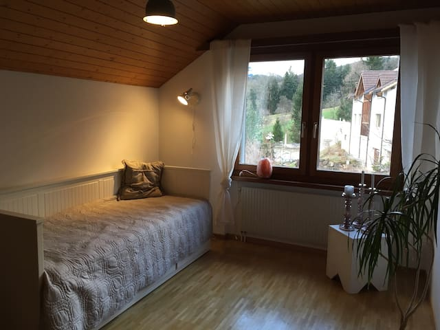 cozy rooms, close to the Lake, - Altstätten - Appartement