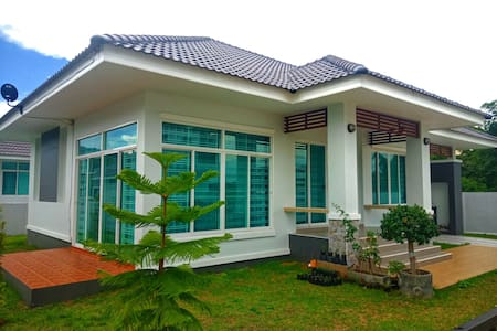 บ้านปลูกรัก Everyday house @Thoeng Chiangrai