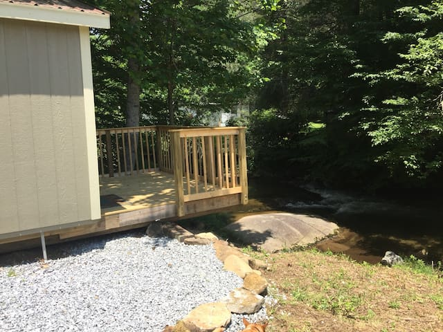 Riverside Camping Cabin #7