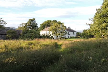 Cosy historic farmhouse in Cumbria - Ravenglass