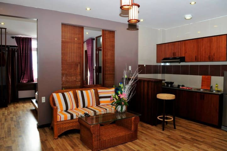 Canary Boutique Apartments - Nha Trang - Flat