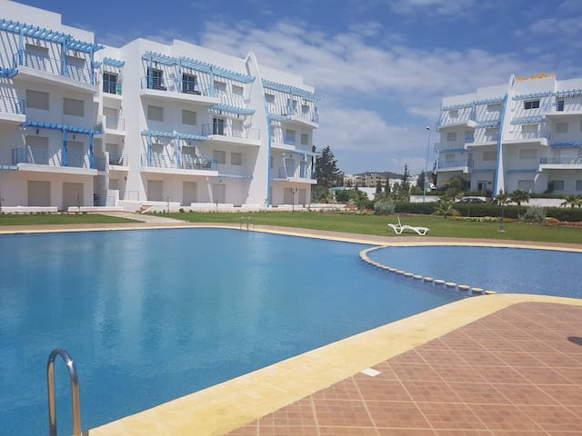 Bel appartement a Cabo negro